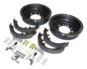 Drum Brake Shoe And Drum Kit 52002952K