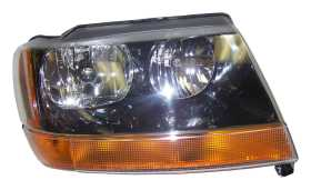 Head Light Assembly 55155128AB
