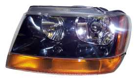 Head Light Assembly 55155129AB
