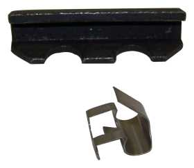 Brake Caliper Key And Spring