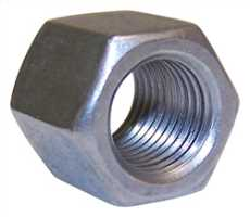 Axle U-Bolt Nut