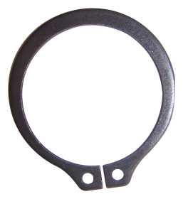 Axle Shaft Snap Ring