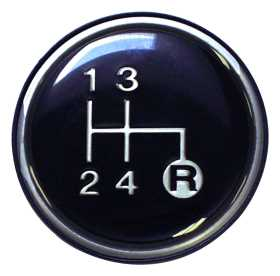 Gear Shift Knob Insert