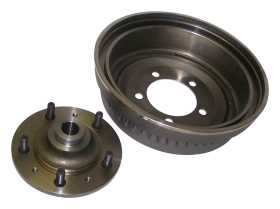 Hub And Drum Assembly