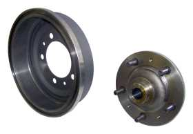 Hub And Drum Assembly J5359029