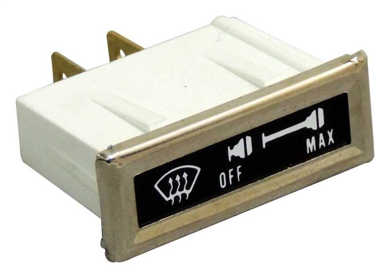 Defrost Indicator Light J5752817