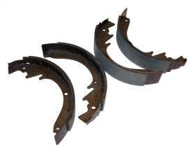 Drum Brake Shoe And Lining J8120393