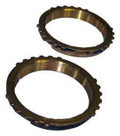 Synchronizer Blocking Ring Set J8134058