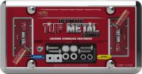 License Plate Frame/Shield/Hardware Combos 64320