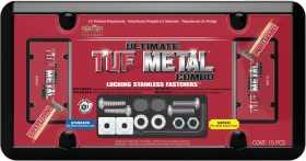 License Plate Frame/Shield/Hardware Combos 64510