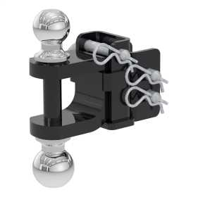 Dual-Ball And Clevis Bar Mount