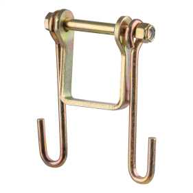 Trailer Safety Chain Holder Bracket