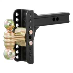 Channel Style Adjustable Dual Ball Mount