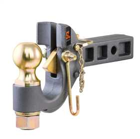 SecureLatch Ball/Pintle Hitch
