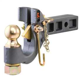 SecureLatch Ball/Pintle Hitch 48407
