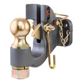 SecureLatch Ball/Pintle Hitch 48410