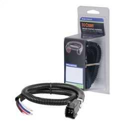 Curt 51516 Brake Control Adapter Harness w// Quick Plug