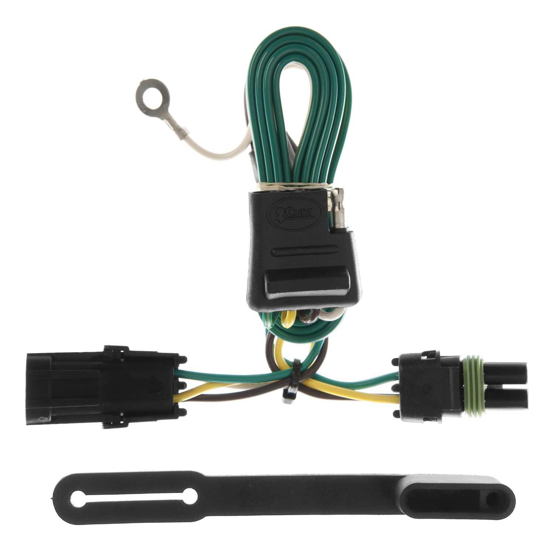 CURT Custom Wiring Harness 55312 - 55312