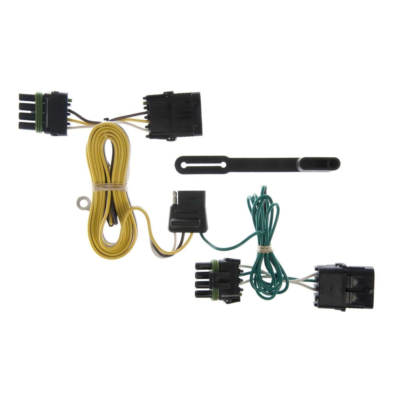 Custom Wiring Harness 4 Wheels Performance Curt 55356
