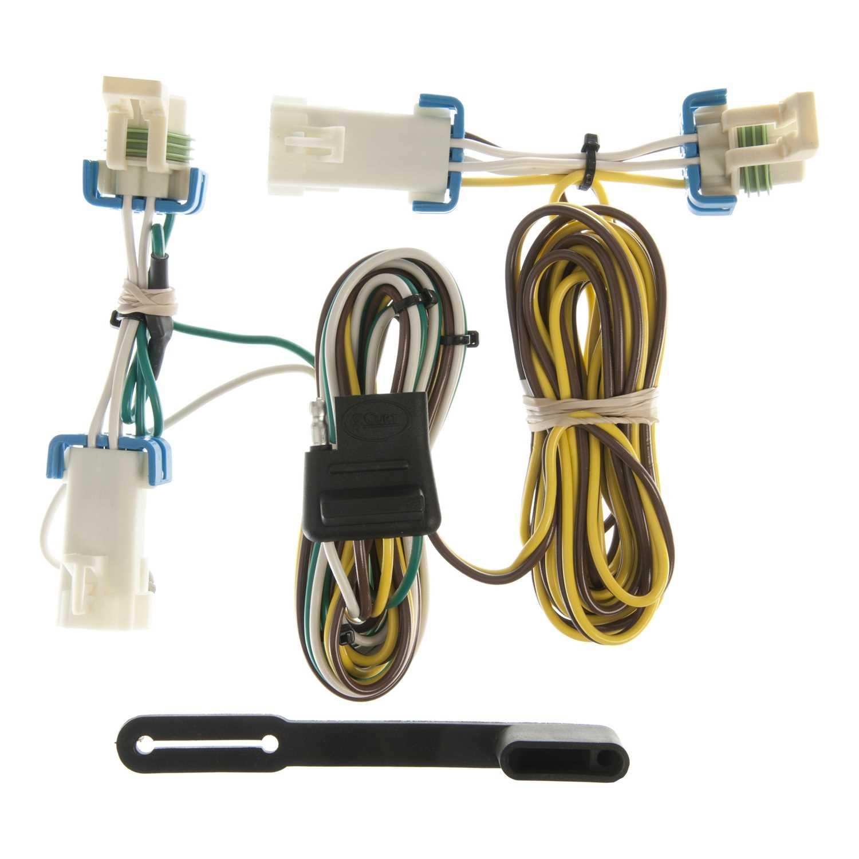 Custom Wiring Harness 4 Wheels Performance For Power Curt 55383