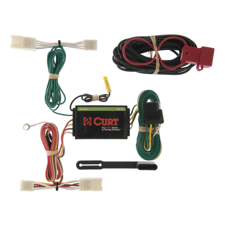Custom Wiring Harness Root One Six Off Road Auto Curt 55400