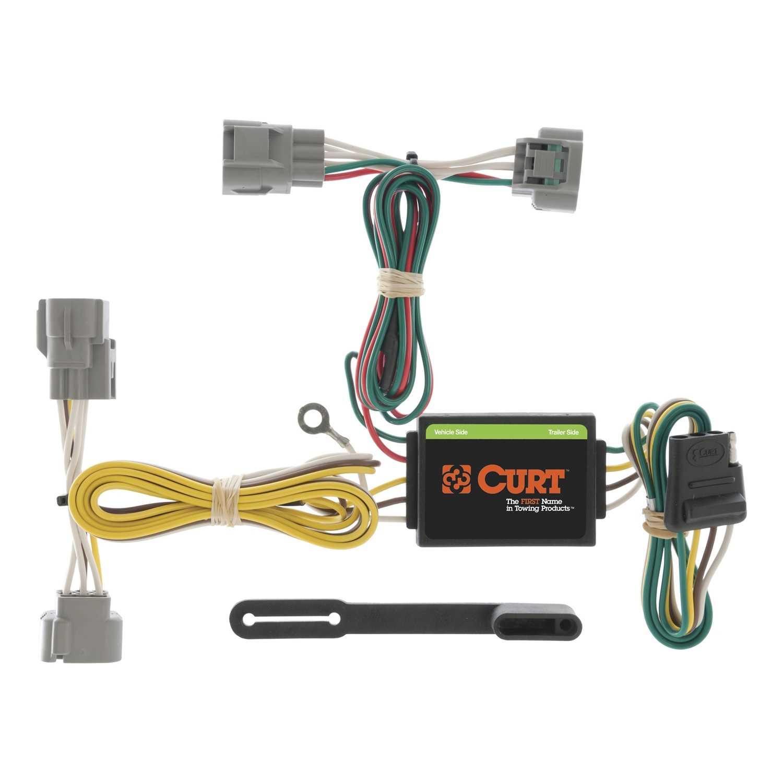 Custom Wiring Harness >> 55513 Curt Custom Wiring Harness 55513