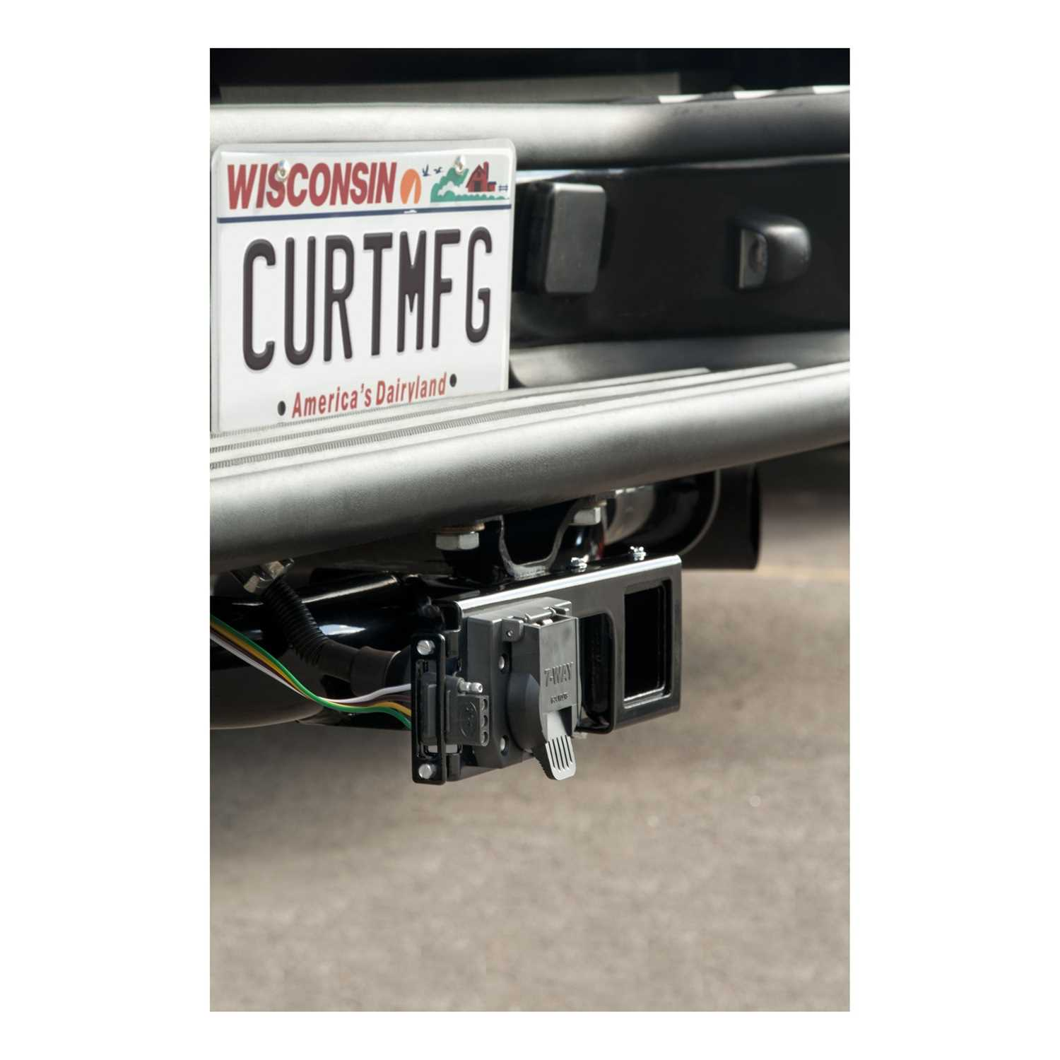 Trailer Wire Connector Bracket Johns Trim Shop Wiring Vehicle Fitment View Guide