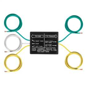 Non-Powered 3-to-2-Wire Taillight Converter 58240