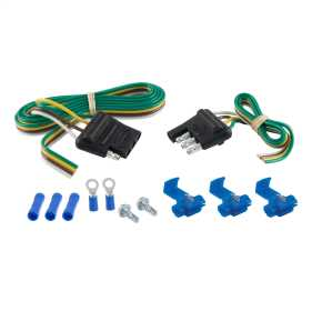 4-Way Flat Connector Plug and Socket Kit