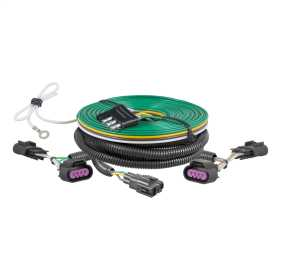 Towed-Vehicle RV Harness