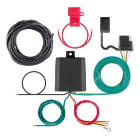 Powered 3-To-2-Wire Taillight Converter 59496