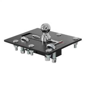 Folding Ball Gooseneck Hitch