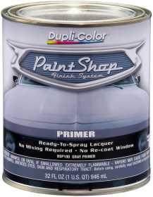 Dupli-Color® Paint Shop™ Finish System; Primer