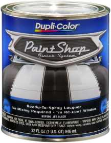 Dupli-Color® Paint Shop™ Finish System; Base Coat