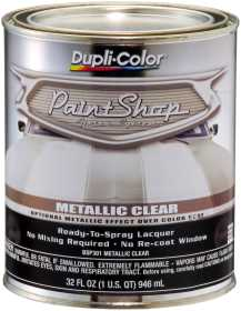 Dupli-Color® Paint Shop™ Finish System; MidCoat Special Effects
