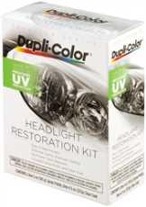 Head Light Restoration Kit