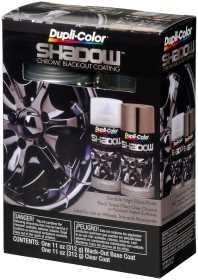 Dupli-Color® Shadow™ Chrome Black-Out Coating Kit