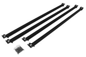 Overland Series Side Rail Kit