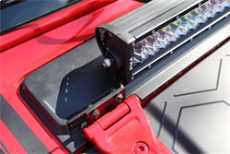 Hood Light Bar Bracket