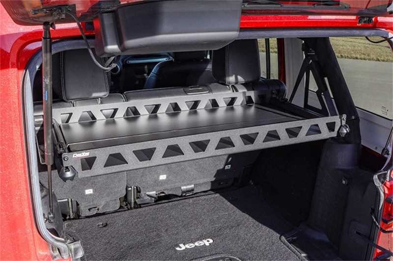 Interior Cargo Rack DZ4471JP
