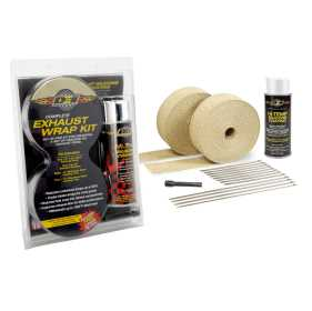 Exhaust/Pipe Wrap Kit