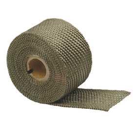 Titanium Exhaust Wrap™