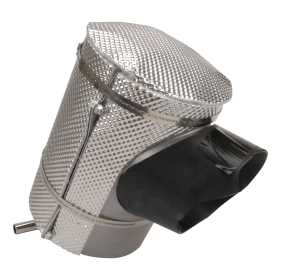 Golf Cart Muffler Shield