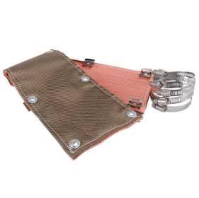 Titanium Pipe Shield™ 010451