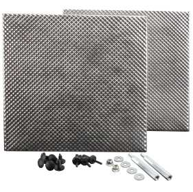 Battery Box Heat Shield Kit
