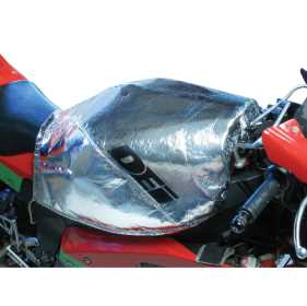 Motorcycle Fuel Tank Cover 010465