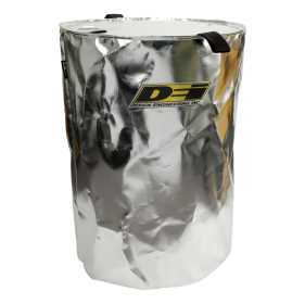 Reflective Fuel Drum Cover