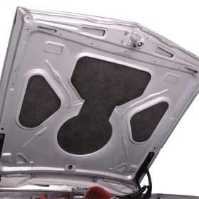 Black UnderHood™ Thermal Acoustic Liner