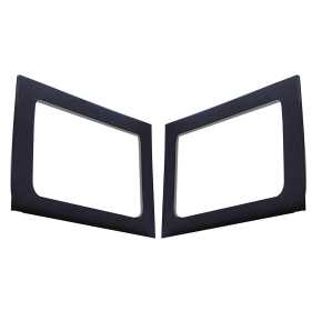 Sound Deadening Side Window Trim Kit
