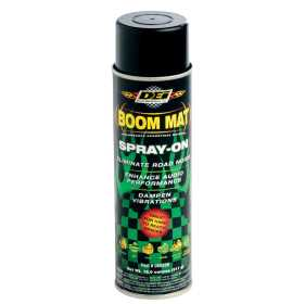 Boom Mat™ Vibration Damping Spray-On